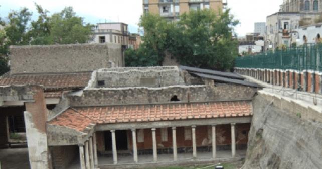 Pompei Scavi con qualche stonatura. Come a Oplonti