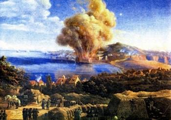 Da Garibaldi a Ferdinando Russo attraverso l'assedio di Gaeta