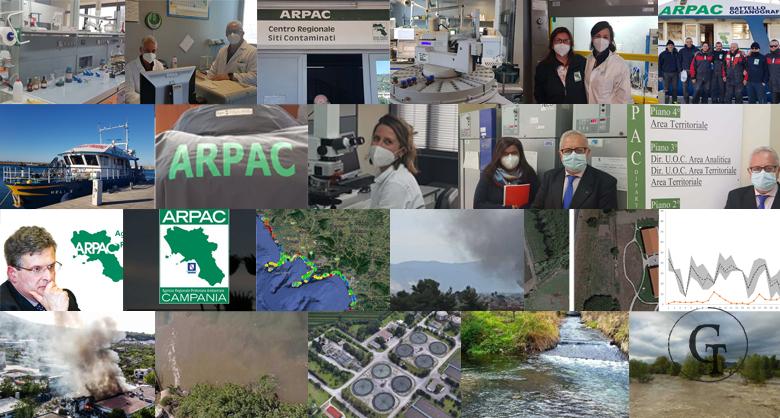 Arpac Spazio Ambiente