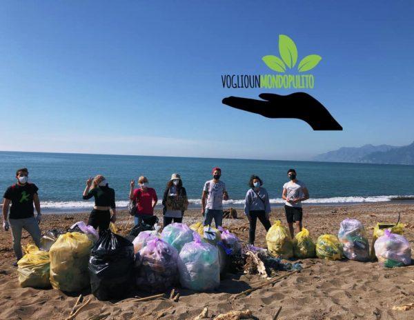 Voglio un Mondo pulito: i giovani di Salerno che amano l'ambiente