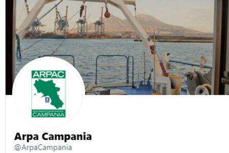 @ArpaCampania su Twitter