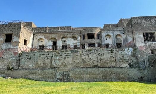 Pompei. Presto visitabile l'insula occidentalis