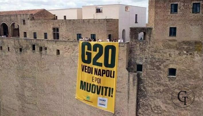 G 20 Ambiente a Napoli, un successo al 25%