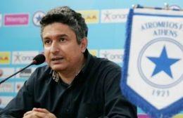 """Σπανός: """"Πρέπει να βοηθήσουμε όλοι το Ελληνικό ποδόσφαιρο"""""""