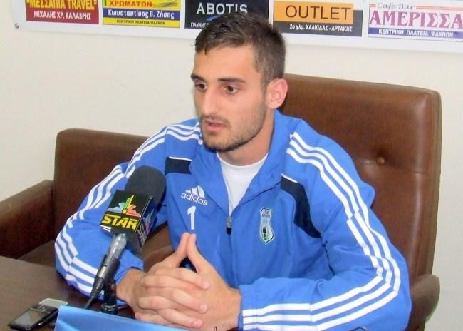 Παίκτης του ΟΦΗ για 3 χρόνια ο Σαχσανίδης