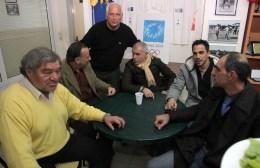 Συνάντηση οργανωμένων – παλαίμαχων