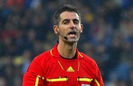 Καμία αλλαγή για τους Έλληνες διαιτητές στους πίνακες της UEFA