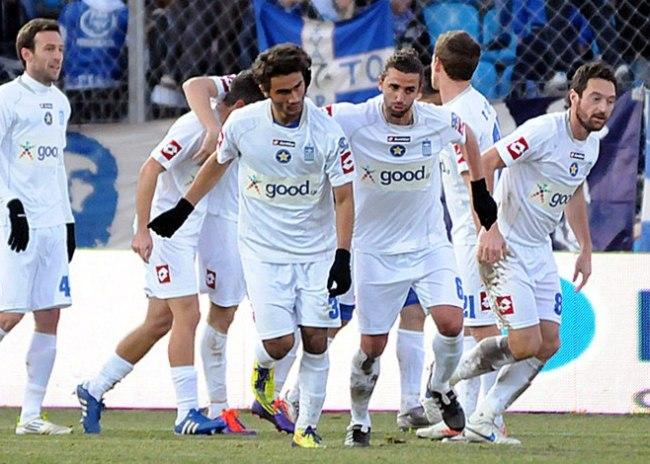 ΠΑΣ Γιάννινα-Παναιτωλικός 1-0