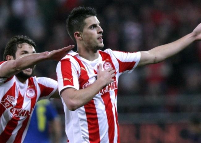 Ολυμπιακός-Αστέρας Τρίπολης 7-2