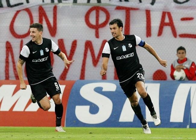Σήμερα στο OFI Crete FC Official Store οι Μάντζιος και Γεωργίου