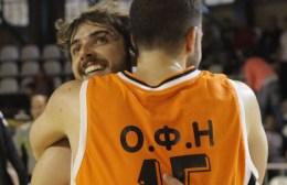 Pic | Στον ΟΦΗ ξανά ο Αλέξης Πετράκης!