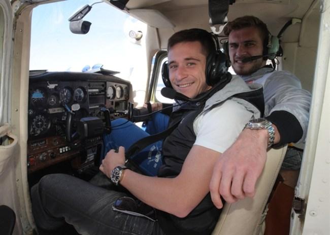 Οι… πιλότοι του ΟΦΗ!