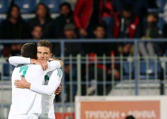 Αστέρας Τρίπολης-Παναθηναϊκός 1-3