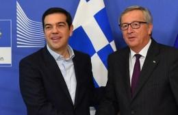 Πρόταση Τσίπρα σε Γιούνκερ για συμφωνία