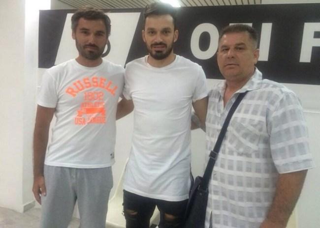 Παίκτης του ΟΦΗ ο Νίκολα Μίκιτς!