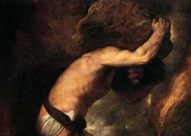 Το μαρτύριο του Σισύφου…