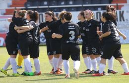 Πρώτο ματς στην Α' Εθνική για τις κοπέλες του ΟΦΗ!