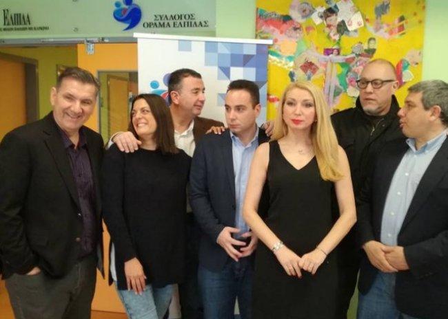Video / Ο ΠΣΑΤ στηρίζει το «Οραμα Ελπίδας»