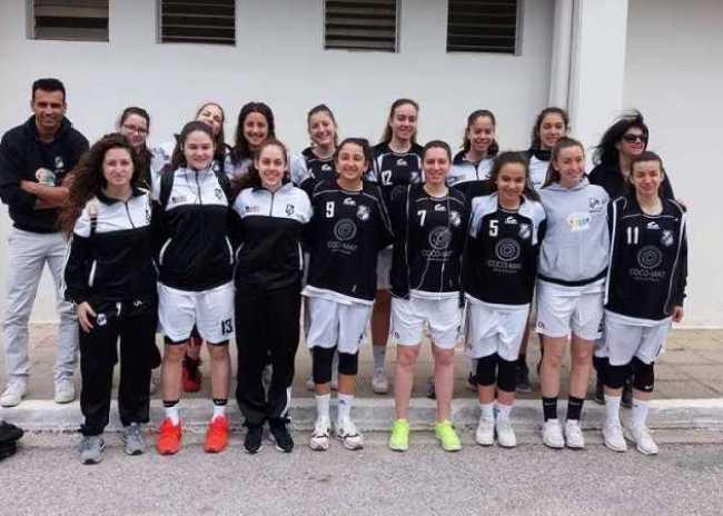Στις έξι καλύτερες ομάδες της Ελλάδας τα κορίτσια του ΟΦΗ!