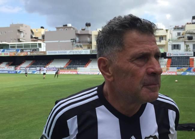 Gentikoule Tv / Tζιράκης: «Να στηρίχτεί ξανά ο ΟΦΗ στα δικά του παιδιά»