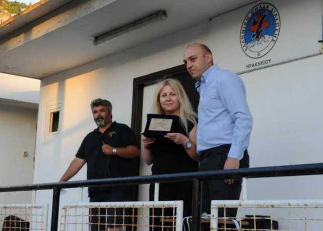 Καμπάκας: «Ο Κώστας Βαρδαβάς έχει βοηθήσει το τμήμα μπάσκετ του ΟΦΗ»