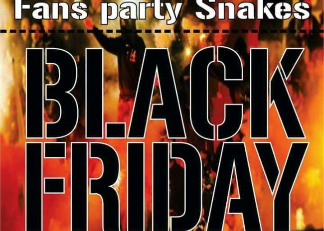 "Black Friday και στους «Snakes"""