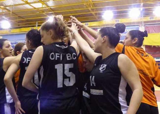 Τρομερή νίκη των κοριτσιών του ΟΦΗ στην δεύτερη παράταση!