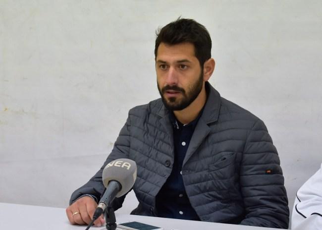Πετράκης: «Οι παίκτες μου έκαναν πολύ μεγάλη προσπάθεια»