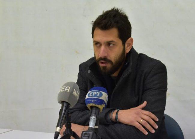 """Πετράκης: «Μπορούμε να """"χτίσουμε"""" πάνω στην νίκη μας»"""