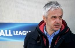 Χαραλαμπίδης: «Χρειαζόμαστε βαθμούς»