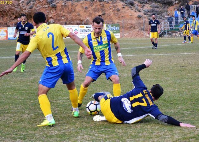 Μποτωνάκης «Ο Κιάσσος είναι σαν… ποδοσφαιρικός μας μπαμπάς»