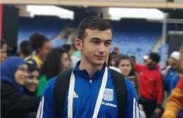 Στον τελικό του Πανευρωπαικού πρωταθλήματος ο Γεράσιμος Καλογεράκης του ΟΦΗ!