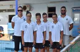 Στα Πανελλήνια πρωταθλήματα οι κολυμβητές του ΟΦΗ