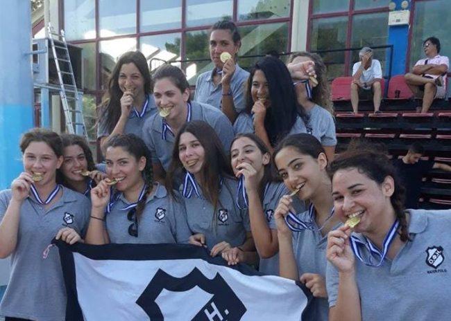 Τα συγχαρητήρια της ΠΑΕ στα κορίτσια του πόλο