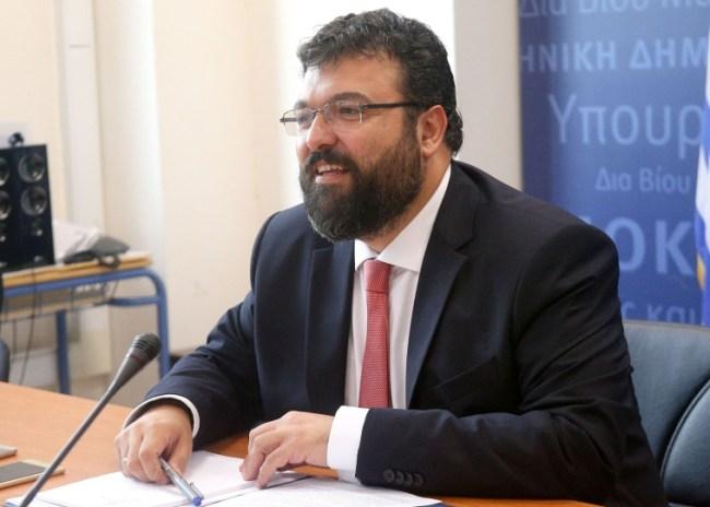 Βασιλειάδης: «Κανένα ρουσφέτι η συμφωνία με την ΕΡΤ»