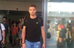 Pic | Έφτασε Ηράκλειο ο Μιχόγιεβιτς