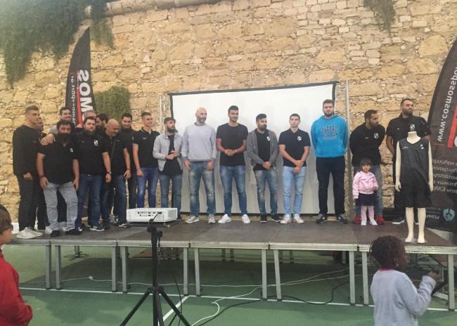 Pics | Με λαμπρότητα έγινε η παρουσίαση της ομάδας μπάσκετ του ΟΦΗ!