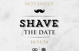 Shave The Date: Movember από τα κομμωτήρια GP