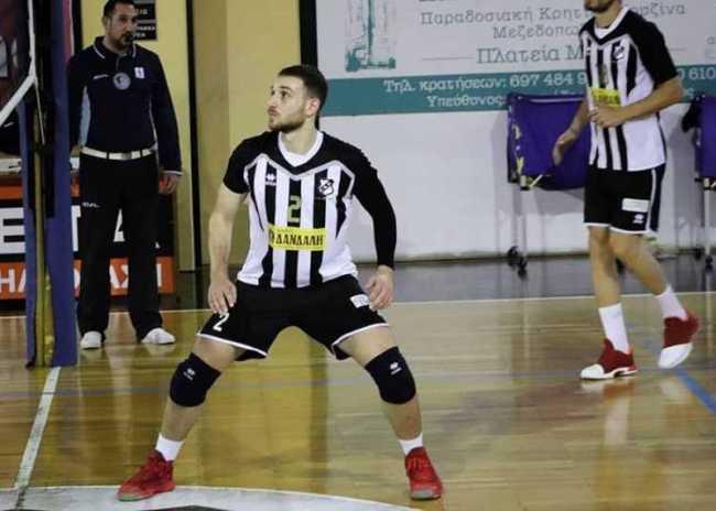 Μεγάλη τιμή για το βόλεϊ του ΟΦΗ: Ο Δημήτρης Κομητούδης στην Εθνική Ανδρών!