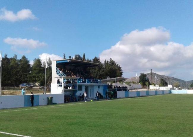 Έδρα της γυναικείας ομάδα του ΟΦΗ το γήπεδο της Δαμάστας!