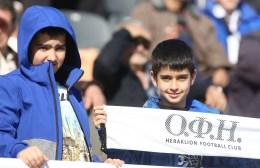 """Το μήνυμα του ΟΦΗ για τα παιδιά: """"Τα παιδιά είναι το μέλλον μας"""""""
