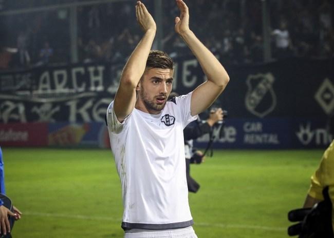 """""""Θηρίο"""" ο Μιχόγεβιτς – επέστρεψε σε χρόνο ρεκόρ!"""