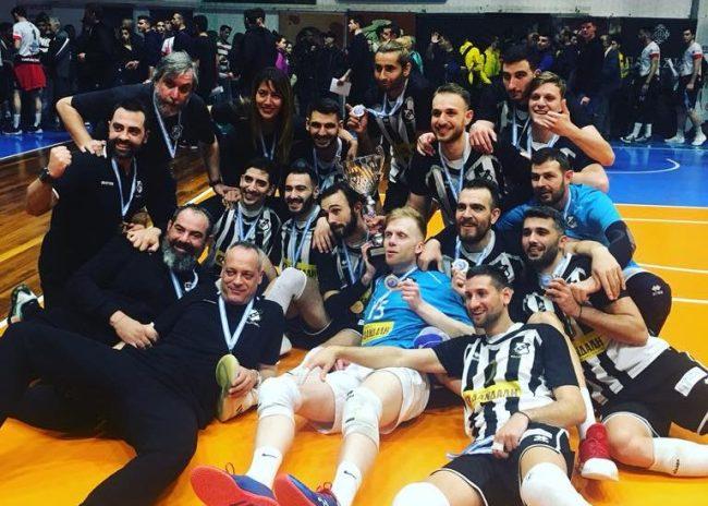 Ο ΟΦΗ θα φιλοξενήσει την κλήρωση της Volley League!