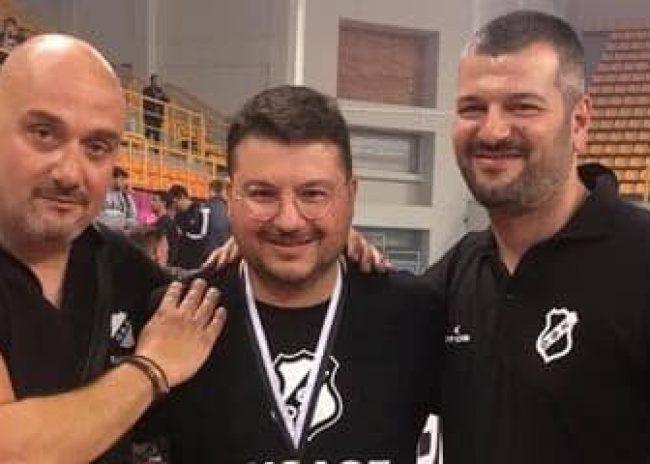 Αποχώρησε ο Μανώλης Αλεξάκης από την προεδρία του τμήματος μπάσκετ