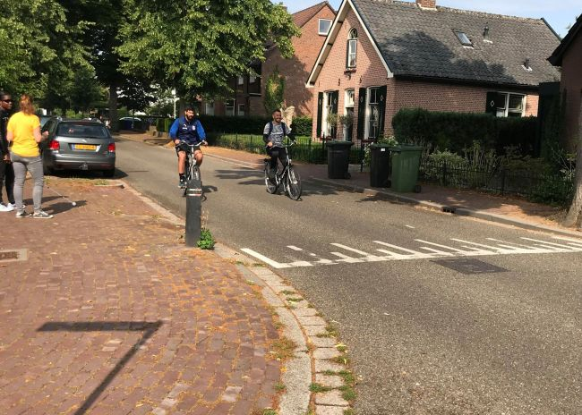 Οι πρώτες εικόνες από την Ολλανδία