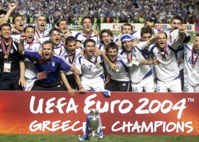 4 Ιουλίου 2004: 15 χρόνια από το ΕΠΟΣ της Πορτογαλίας!