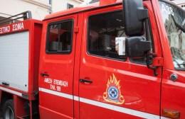 Κρήτη: Φωτιά στις Σίσες Ρεθύμνου