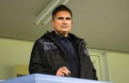 """Μποροβήλος: Το ελληνικό ποδόσφαιρο θα βρεθεί να κυνηγάει τη Μάλτα και το Λιχτενστάιν"""""""