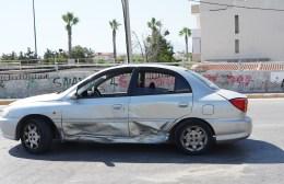 Ηράκλειο: Τραυματίστηκε σοβαρά οδηγός μηχανής στην παραλιακή!