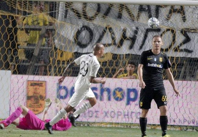 Υποψήφιος ο Μεγιάδο για το best goal της πρεμιέρας!